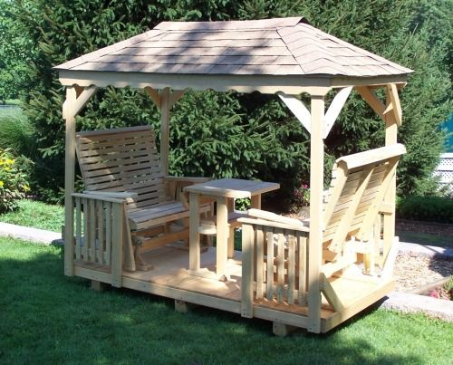 Gazebo Glider Projects To Try Pinterest Gliders And