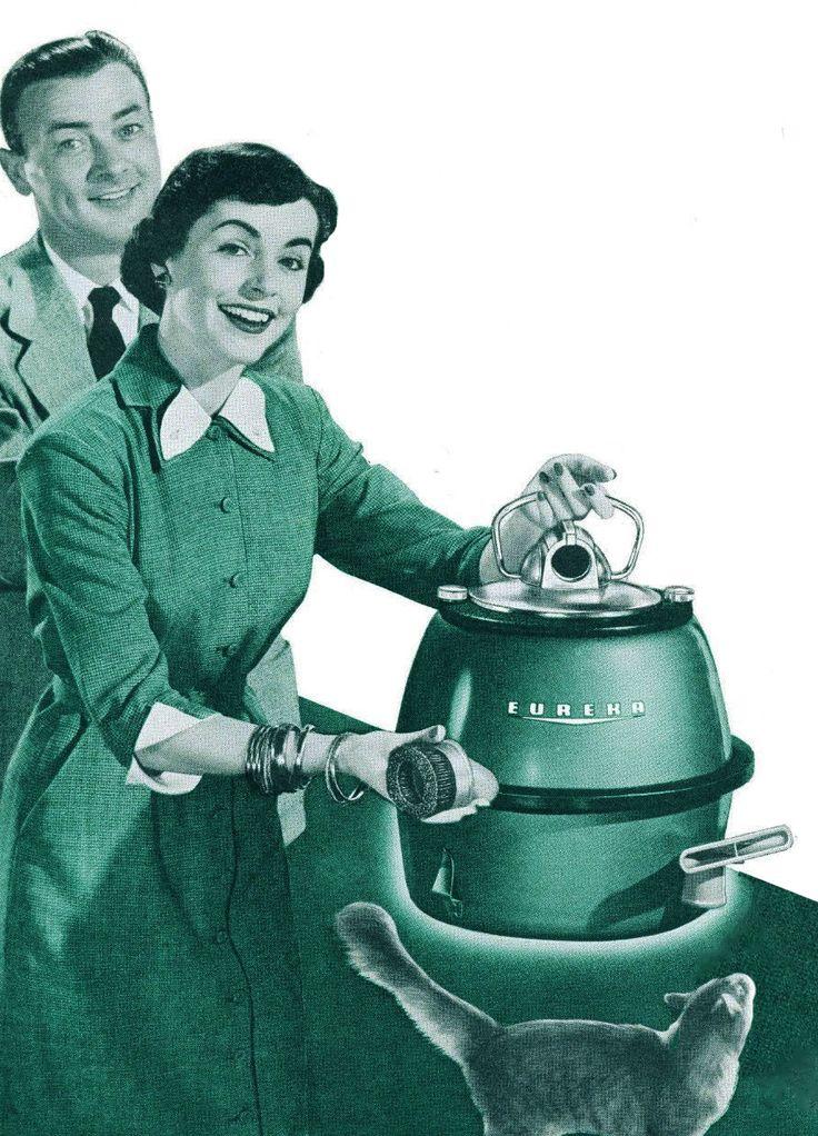Eureka Vacuum - 1953 Source