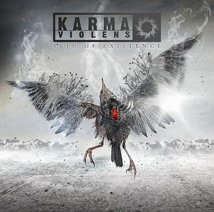 KARMA VIOLENS – Skin of existence