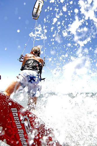 Kiteboard #kiteboarding #kitesurfing #extremesports