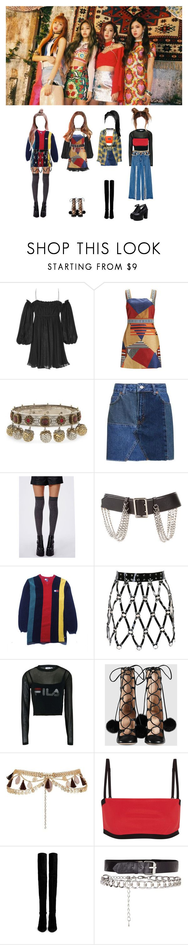 """i'll be the bonnie, you be my clyde"" by cxaxmx ❤ liked on Polyvore featuring Notte by Marchesa, Diane Von Furstenberg, Alexander McQueen, Topshop, Missguided, Burberry, WithChic, Fila, Gucci and River Island"