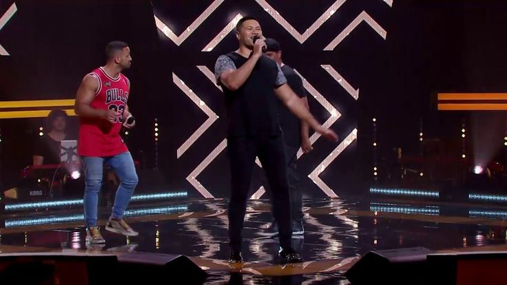 The Koi Boys sing 'Sh-Boom' | The Voice Australia 2016 – Video