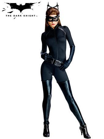 Sexy Catwoman Costume - Sexy Batman The Dark Knight Rises Costumes
