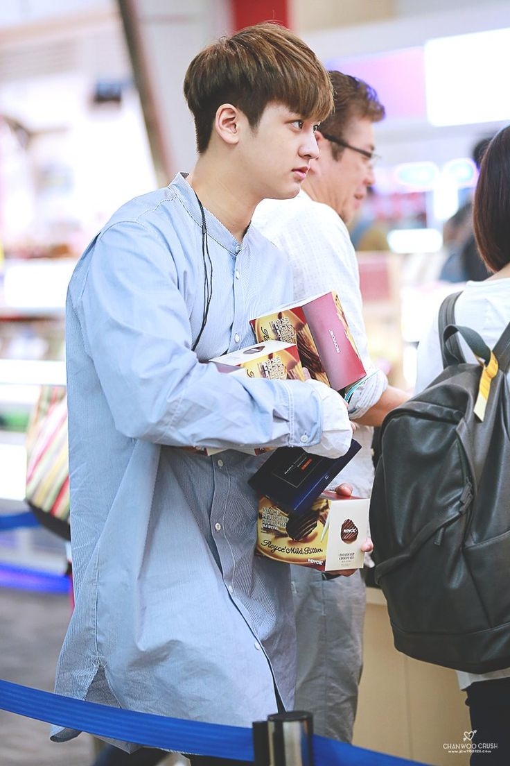 161029 #Chanwoo #iKON