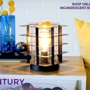 MIDCENTURY SCENTSY WARMER - NEW FALL 2017 WARMER INCANDESCENT.SCENTSY.US
