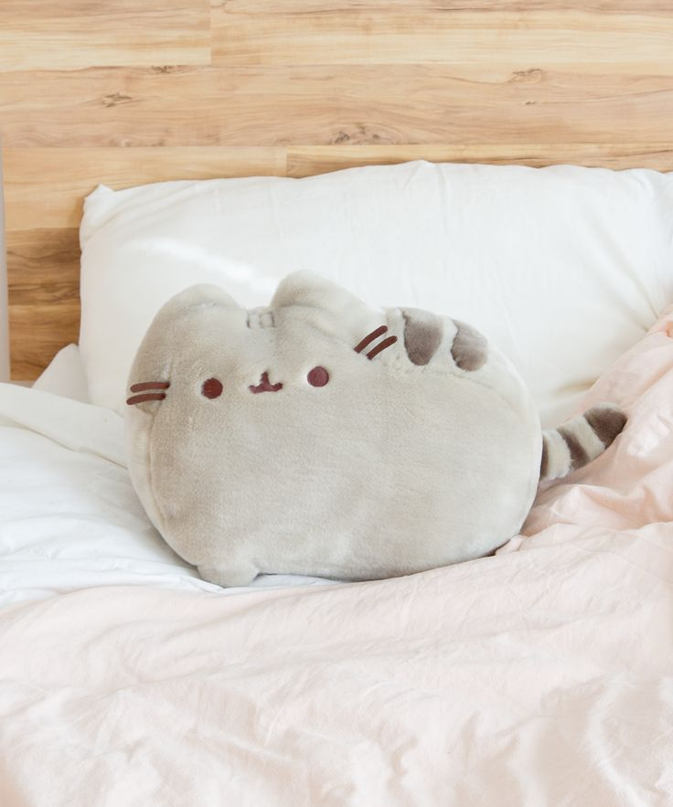 Large Pusheen plush toy – Hey Chickadee