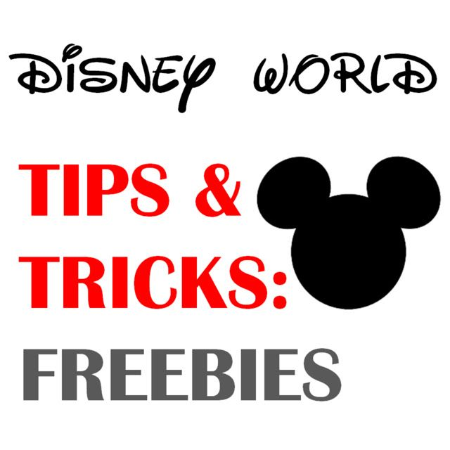 Harris Sisters GirlTalk: Disney World Tips and Tricks - Freebies