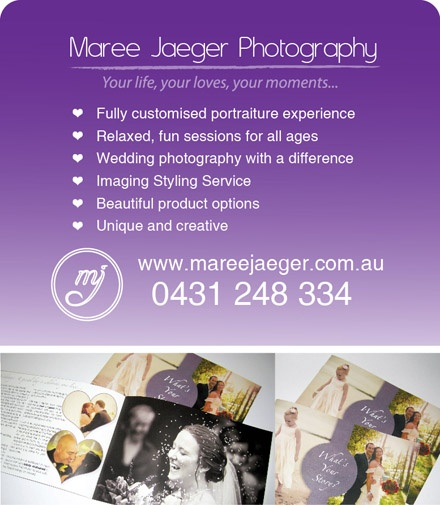 My recently printed brochures - printing by Minuteman Press Epping