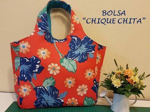 Bolsa Chique Chita - YouTube