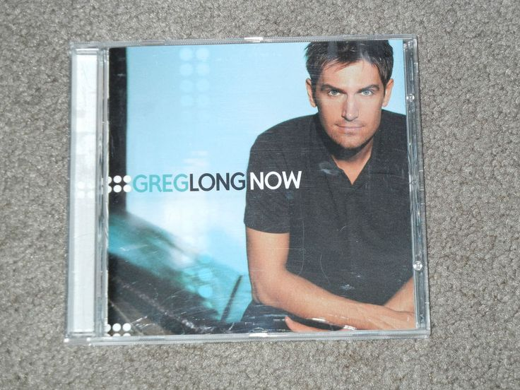 Greg  LONG: Now (CD, Music, Christian & Gospel, Male, 2001, Word Distribution)  #Christian