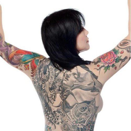 61 best images about Tattoos on Pinterest | Rose shoulder
