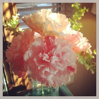 diddle dumpling: Tutorial: Coffee filter flowers She dyes them after she has made them. Uses 6 filters/flower.