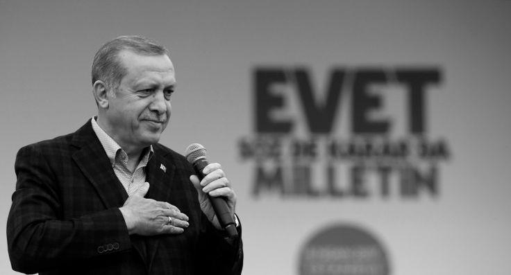 Times: Erdoğan'ın mitingine katılım, ücretsiz otobüslere rağmen düşük