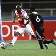 Thulani Serero showed some lovely skill