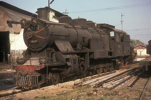 F1004 at Solok, 1977.