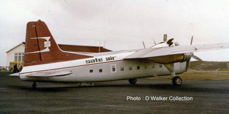 Safe Air Bristol Freighter Chatham Islands, image 3rdlevelnz.blogspot.com