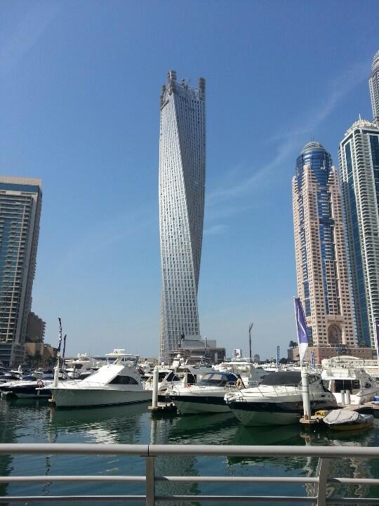 Marina walk-Dubai