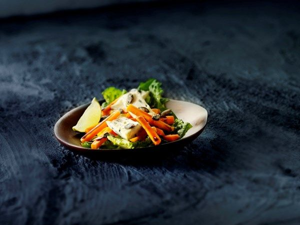 Marinated Carrots with Pumpkin Seeds   Castello Canada