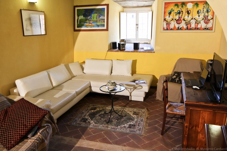 Living room  - Franciscan Hostel