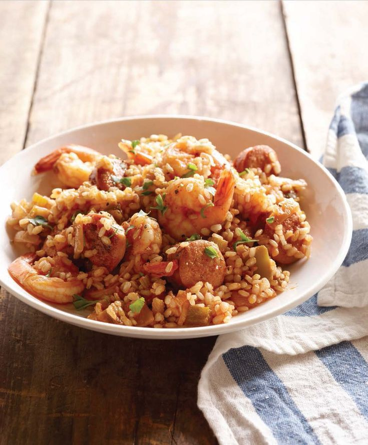 "This Mardi Gras-ready jambalaya is one of many personal family recipes Laila Ali, daughter of boxing icon Muhammad Ali and an undefeated four-time world boxing champion in her own right, shares in her new cookbook,  ""My mother's side of the family is from Lake Charles, La. Whenever I have a question about this or any Creole [...]"