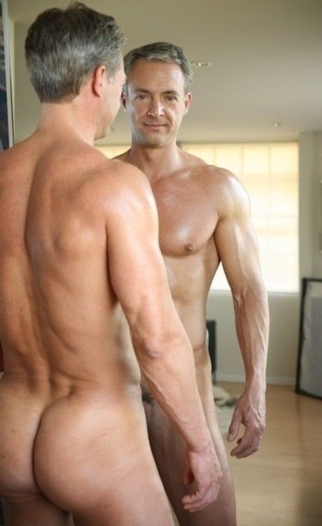 Silver Fox Gay Men 14