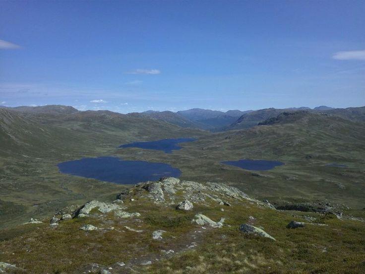 Hiking in Hemsedal