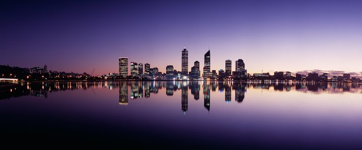 gorgeous shot of one of the best cities in the world!! call me biased...Perth-Western-Australia