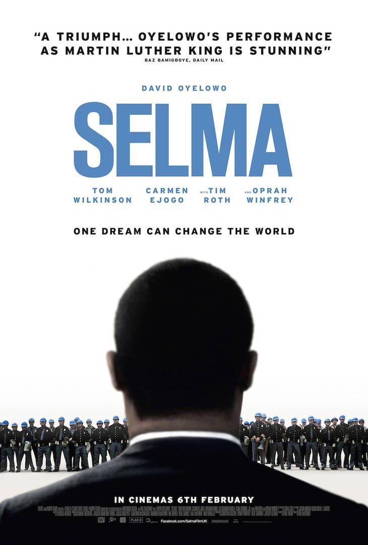 Selma (2014) de Ava DuVernay (http://ultracuerpos.com/fichas/selma-2014-ava-duvernay/) #pelicula