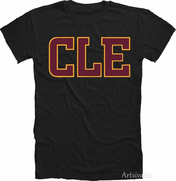 Cleveland Cavaliers Tees CLE All for One One for All Cavs Playoff T Shirt | eBay