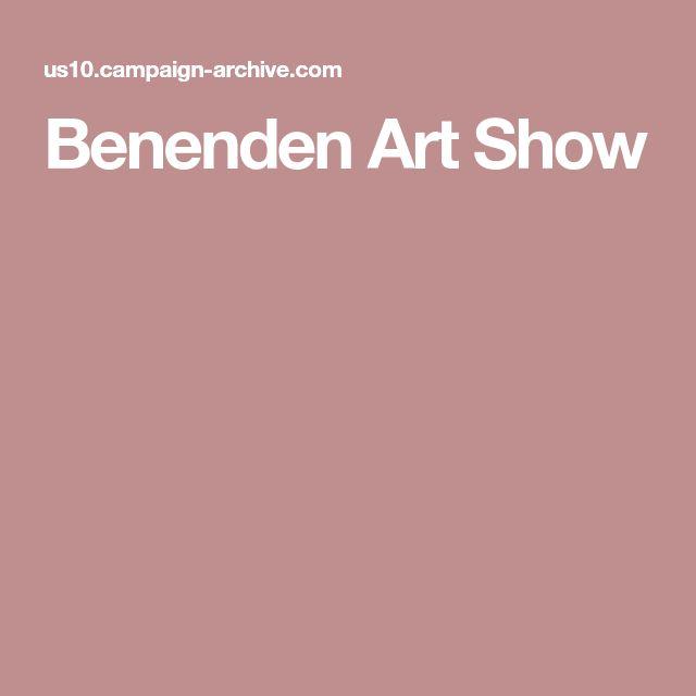 Benenden Art Show