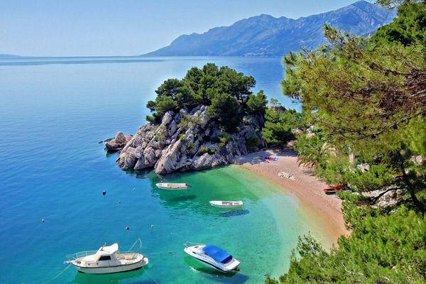 De #kustgebieden van #Kroatie. Welke kies jij?