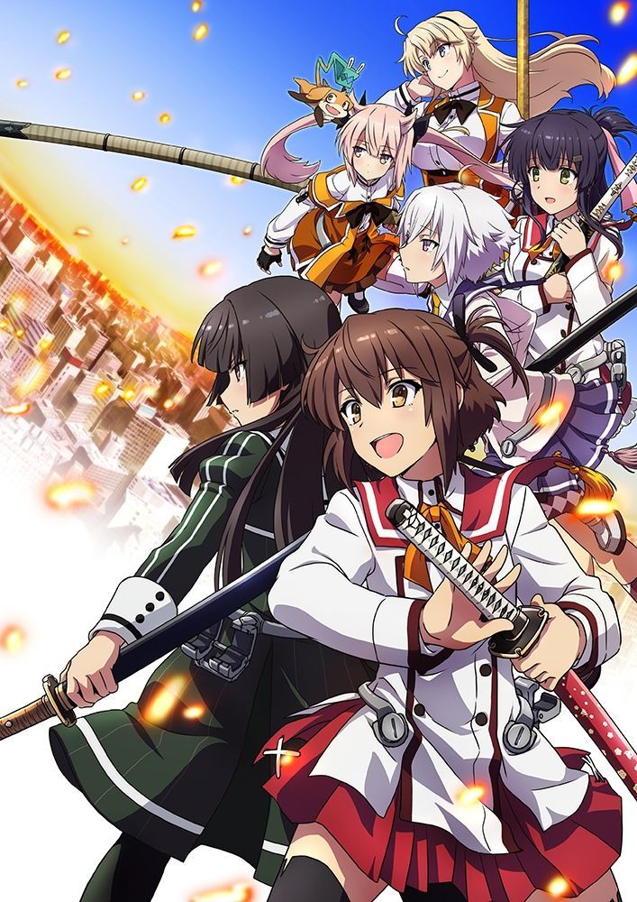 Toji no Miko Anime Releases Voice Samples for Additional Characters | MANGA.TOKYO