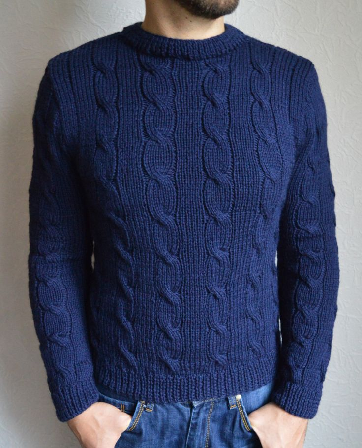 47fa97750679f6 17 Best images about Hand Knit Sweaters Etsy on Pinterest .