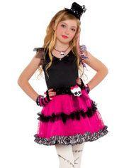 Girls Tutu Monster High Dress