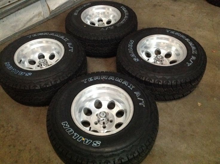 American Racing Wheels And Tire Packages