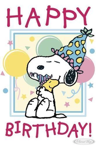Snoopy Happy Birthday                                                                                                                                                                                 More