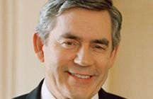 Gordon Brown-The greatest challenge he faced in office was the worldwide financial crisis and the following recession. In April 2009, he hosted the G20 Summit in London where world leaders pledged to make an additional $1.1 trillion available to help the world economy through the crisis and restore credit, growth and jobs. They also pledged to improve financial supervision and regulation.