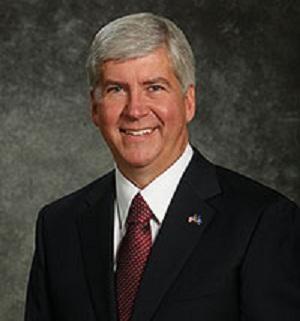 Michigan - Governor Rick Snyder (R)