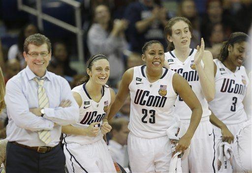 Congrats to Uconn Huskies Women's College Basketball Team for Winning the NCAA- Cardinals Photos - ESPN
