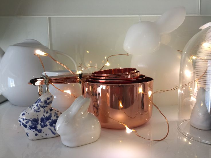 Copper and lights