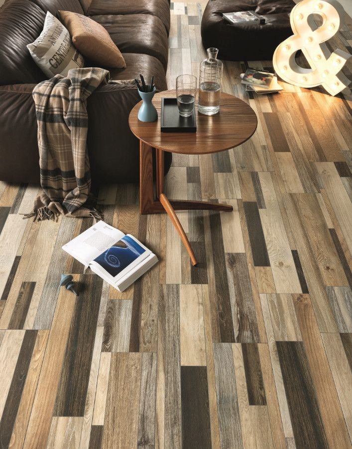 My Space by NovaBell: Natural comfort - New sustainable floor tiles at Cersaie