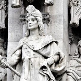 II. László, Árpád-házi magyar király (uralkodása: 1162–1163 II. Géza öccse, ellenkirály bizánci támogatással)