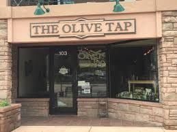 Image result for the olive tap