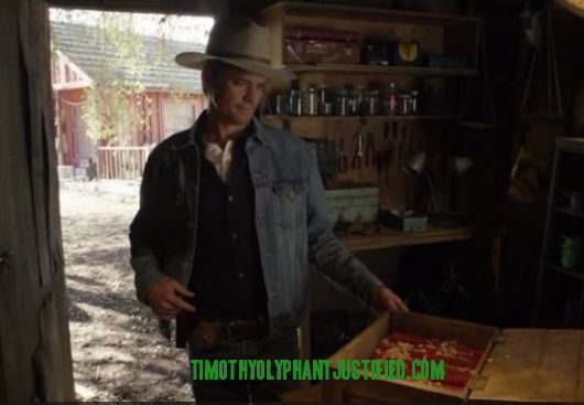 Justified Season 6 Episode 8 Dark as a Dungeon Review - Timothy Olyphant