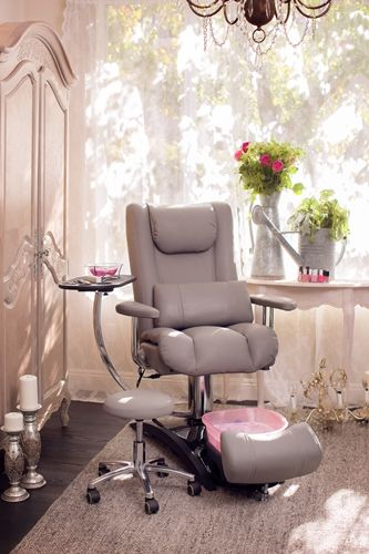 Pedicure Chair Ideas fresh beauty studios pedicure chair and pink bowl The Embrace Chair By Belava