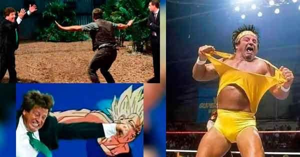 Los mejores memes de la agresión de Miguel el Piojo Herrera a Christian Martinoli comentarista de TV Azteca. El Piojo vs Martinoli la pelea del siglo.
