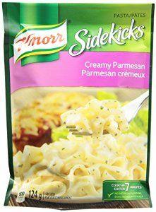 Knorr Sidekicks Creamy Parmesan Noodles