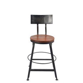 "Taran Designs Josh 24.25"" Bar Stool"