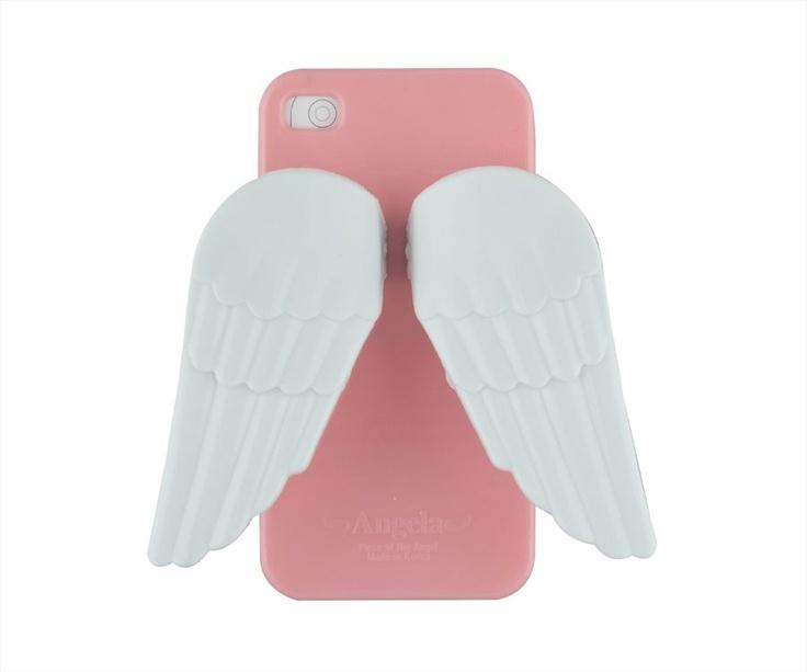 Tarzınız Konuşsun | Angel Wings 3D Case Pink #bonvagon 'da