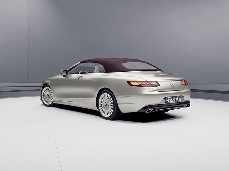 """Exclusive Edition"" Sondermodelle für S-Klasse Coupé und Cabriolet"